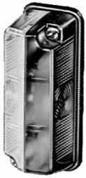 Umrissleuchte HELLA (2TJ 003 168-151)