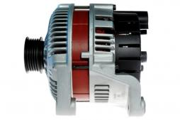 Generator HELLA (8EL 011 711-551), BMW, OPEL, LAND ROVER, 7er, 5er, 5er Touring, X5, Omega B, Omega B Caravan, Range Rover III