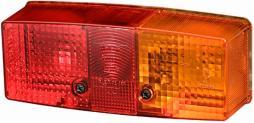 Lichtscheibe, Heckleuchte HELLA (9EL 118 701-001)