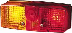 Lichtscheibe, Heckleuchte HELLA (9EL 997 451-001)