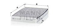 Filtro, Aria abitacolo MANN-FILTER (CUK 29 008), OPEL, CITROEN, Crossland X, C3 Aircross II