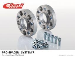 Eibach wheel spacers Pro-Spacer 120 / 5-72,5-160-1425, BMW, X5, X6, 1er, 5er, 6er Coupe, 7er, 5er Touring, 6er Cabriolet, X3, 5er Gran Turismo, 3er, 4 Coupe, 3 Gran Turismo, 3er Touring, 2 Coupe, 4 Cabriolet, 6 Gran Coupe, 4 Gran Coupe, X4, 2 Cabriolet