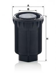Harnstofffilter MANN-FILTER (U 58/9 KIT)