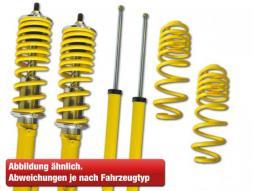FK Gewindefahrwerk Sportfahrwerk VW Golf 7 AU Bj. ab 2012 mit 55mm Federbein, Mehrlenker HA