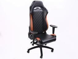 Palette 5x FK Gamingstuhl eGame Seats eSports Spielsitz London schwarz/braun