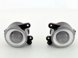 Nebelscheinwerfer Set 2 teilig Zubehör für FKSSTVW010007 VW Golf 4 Bj. 97-03
