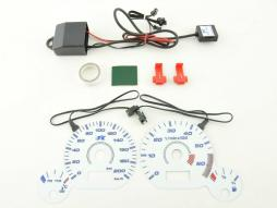 Plasma optical tachometer-Set VW Passat (3BG) Yr. 2000-2004