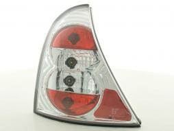 Taillights Renault Clio Typ B Yr. 01-04 chrome
