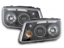 Scheinwerfer VW Bora Typ 1J Bj. 98-05 schwarz