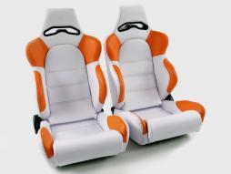 palette 3x FK Sport sièges baquets demi coquille modèle Atlanta