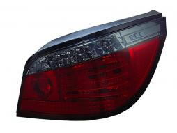 LED Rückleuchten Lightbar BMW 5er E60 Limo Bj. 07-09 rot/smoke