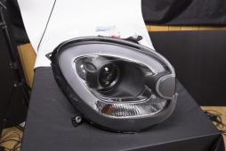 phares Daylight à LED avec look feux de jour Mini Countryman R60 an. 10-17 noir