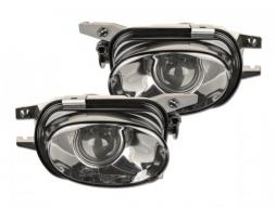 Nebelscheinwerfer Set chrom für Stoßstange - Mercedes Benz C-Klasse
