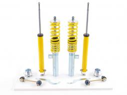 Pallet 18x FK hardness adjustable coilover kit BMW serie 3 E46 saloon/station wagon  year 1998-2005