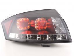 feux arrières à LED Audi TT 8N an. 99-06 noir