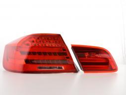 Led Rückleuchten gebraucht BMW 3er E92 Coupe Bj. 06-10 rot/klar