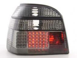 Rückleuchten Set gebraucht LED VW Golf 3 Typ 1HXO Bj. 92-97 schwarz
