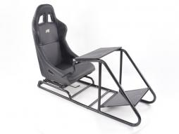 Pallet 3x Game Seat for PC and Games console Leatherette black