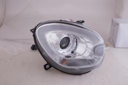 headlights Xenon Daylight LED DRL look  Mini Countryman R60 year 10-17 chrome