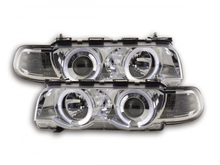 FK Automotive Tuning Shop | headlight BMW serie 7 type E38