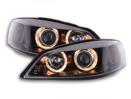Fk Automotive Tuning Shop Angel Eye Headlight Opel Astra