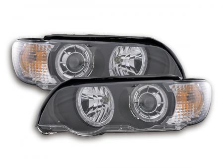 Fk Automotive Tuning Shop Angel Eye Headlight Bmw X5 E53