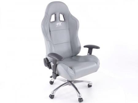 Sedie Da Ufficio In Pelle : Tuning shop sedia da ufficio sedile sportivo con braccioli