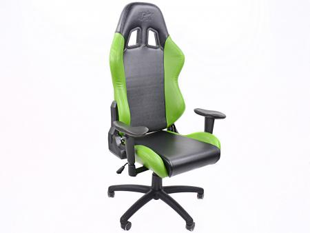 FK Gamingstuhl eGame Seats eSports Spielsitz Liverpool schwarz/grün