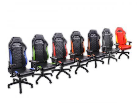 FK Gaming Stuhl eGame Seat eSports Spielsitz London [verschiedene Farben]