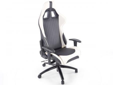 Sedie Ufficio Sportive : Tuning shop sedia da ufficio sedile sportivo con braccioli pelle