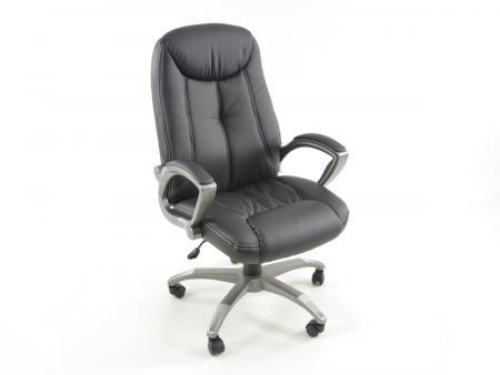 FK fauteuil de direction chaise tournante Jersey City noir fauteuil de direction chaise tournante chaise de bureau