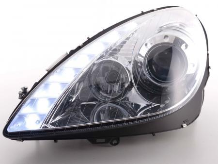 Scheinwerfer Daylight Mercedes SLK Typ 171 chrom
