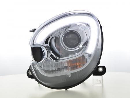 Scheinwerfer Set Daylight LED TFL-Optik Mini Countryman (R60) Bj. 10-17 chrom