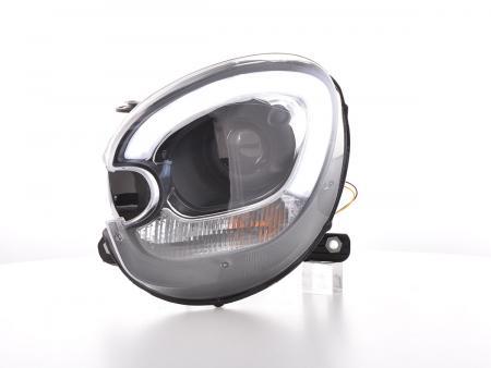 Scheinwerfer Set Daylight LED TFL-Optik Mini Countryman R60 Bj. 10-17 schwarz