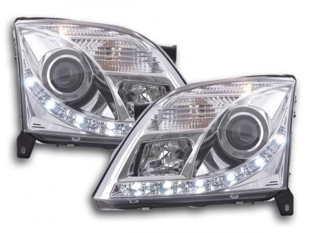 fk automotive tuning shop drl daylight headlight opel. Black Bedroom Furniture Sets. Home Design Ideas