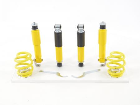 FK coilover kit sports suspension VW Bus T4 type 70 ... 1990-2003