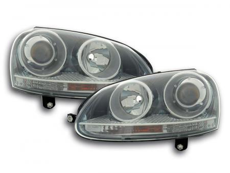 Scheinwerfer Set VW Golf 5 / Jetta 5 Bj. 03-10