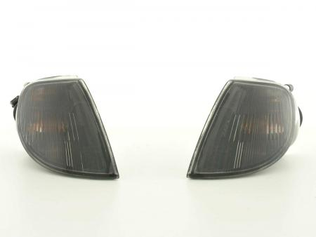 Frontblinker Blinker Set Citroen Saxo Typ S/S/NFT Bj. 96-99 schwarz