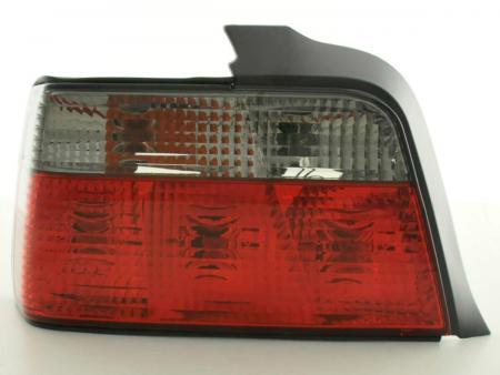 Rückleuchten BMW 3er Limo Typ E36 Bj. 91-98 schwarz rot
