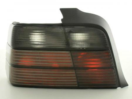 Rückleuchten BMW 3er Limo Typ E36 Bj. 91-98 schwarz