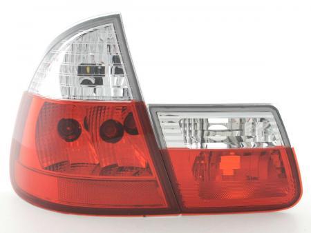 Rückleuchten Set BMW 3er Touring Typ E46 Bj. 99-02 weiß/rot