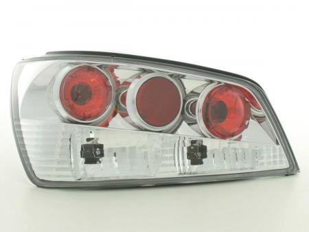 Rückleuchten Heckleuchten Set Peugeot 306 Typ 7*** Bj. 93-97 chrom