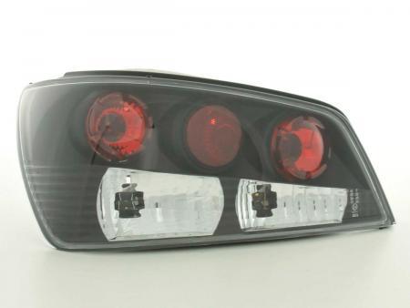 Rückleuchten Heckleuchten Set Peugeot 306 Typ 7*** Bj. 93-97 schwarz