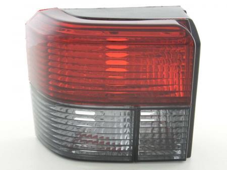 Rückleuchten Set VW Bus T4 Typ 70... Bj. 90-03 rot/smoke