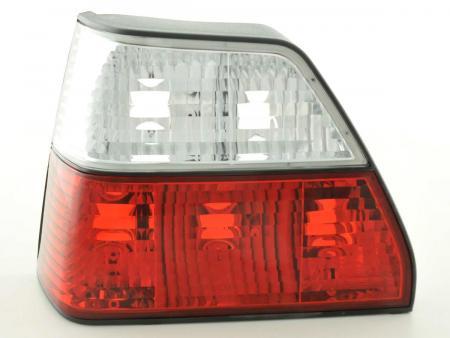 Rückleuchten Heckleuchten Set VW Golf 2 Typ 19E  84-91 rot/weiß