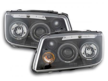 Scheinwerfer Set VW Bora Typ 1J Bj. 98-05 schwarz