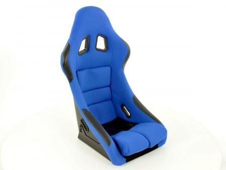 FK Sportsitze Auto Vollschalensitze Set Edition 2 Stoff blau