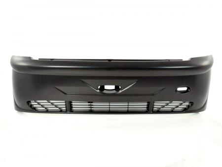 Sport Rear bumper RACELOOK made of ABS Peugeot 206 Yr. 98-06