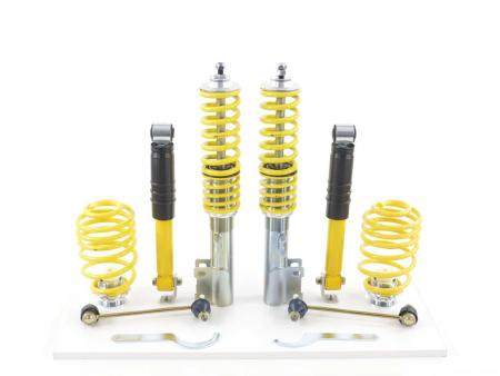 Coilover AK Street Opel Astra G T98/NB/T98C/T98V Yr. 1998-2004