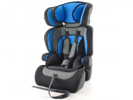 Kinderautositz Kindersitz Autositz blau Gruppe I-III, 9-36 kg